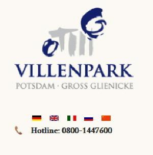 EUCON AG – Villenpark Potsdam