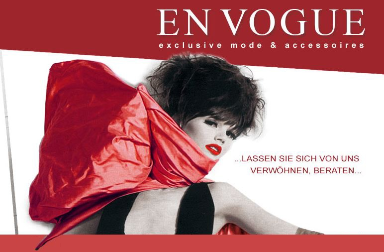 EN VOGUE – exclusive mode & accessoires, Renate Stephan